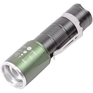 Jm 5W Professional LED Torch Lamp Flashlight Light Camping Hike - 69