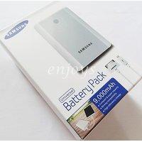 Samsung Portable Battery Charging Pack 9000 MAh Powerbank White