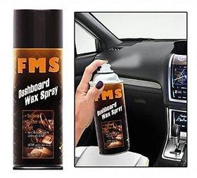 F1 / FMS Dashboard Wax Polish Spray For Car