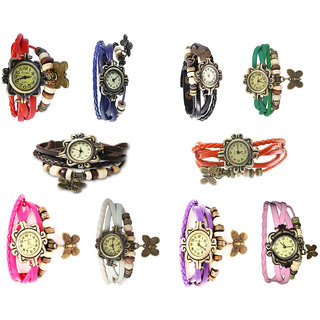 Exclusive Offer Buy Pack Of 10 VIntage Watches