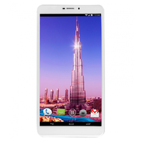 Ambrane 3G Calling Tablet AQ-880 8 inch (1GB, 8GB) - White