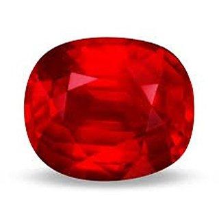 Jaipur Gemstone 4.00 ratti ruby(manik)