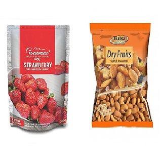 Gourmia strawberry and almond combo