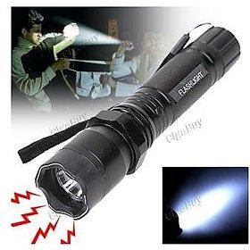 Kudos Self Defense Women  Gents Stun Gun with Flashlight Torch- Spsl..Women safety