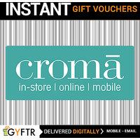 Croma GyFTR Insta Gift Voucher INR 250