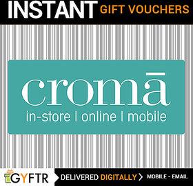 Croma GyFTR Insta Gift Voucher INR 5000