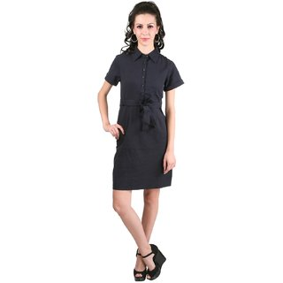 MansiCollections Shirt Dress