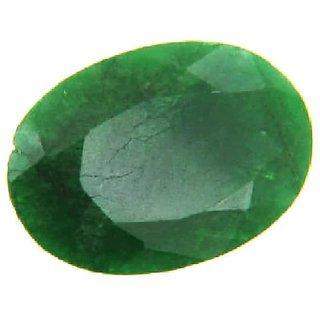 Raviour 4.75 Ratti/ 4.32 ct. Emerald/Panna Premium Certified Natural Gemstone