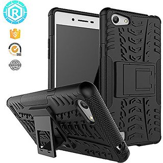 reputable site 1c896 54a55 Buy ACCMART OPPO A33/A33F Premium Defender Case Cover With Kickstand ...