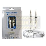 Alpha High Quality Aux Cable Male To Male