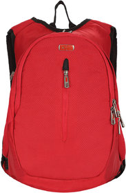 Comfy Red Laptop Backpack (31 Litters)
