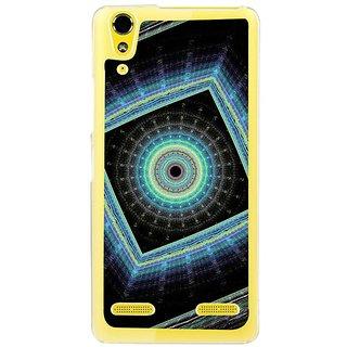 Fuson Designer Phone Back Case Cover Lenovo A6000 ( Deep And Majestic Pattern )