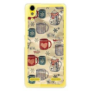 Fuson Designer Phone Back Case Cover Lenovo A6000 ( Have A Cup Of Tea )