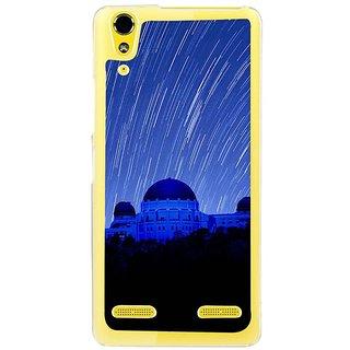 Fuson Designer Phone Back Case Cover Lenovo A6000 Plus ( Magical Night Sky )