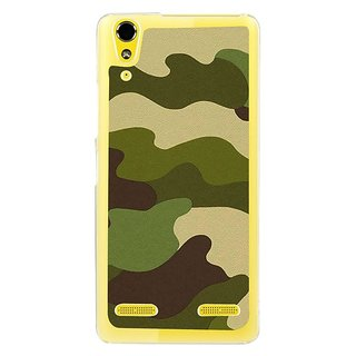 Fuson Designer Phone Back Case Cover Lenovo A6000 Plus ( Be Different From Others )
