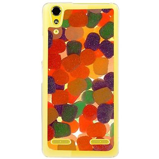Fuson Designer Phone Back Case Cover Lenovo A6000 Plus ( Candies Can Create Differences )