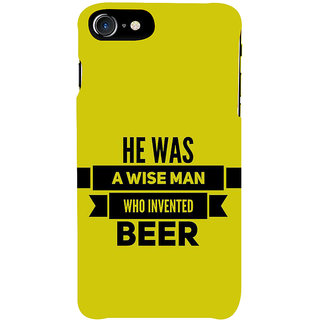 Buy Fiobs Designer Phone Back Case Cover 7 He Was A Wise Man Who