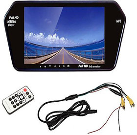 RWT 7 Inch Car Video Monitor Full HD Screen For Renault Scala