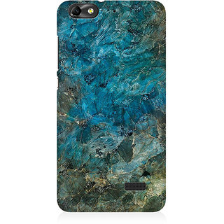 RAYITE Galaxy Marble Premium Printed Mobile Back Case Cover For Huawei Honor 4C