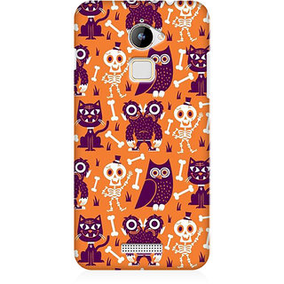 RAYITE Funny Monster Premium Printed Mobile Back Case Cover For Coolpad Note 3 Lite