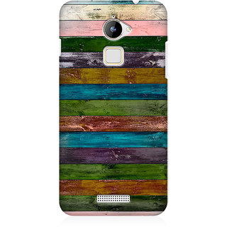 RAYITE Vintage Wood Premium Printed Mobile Back Case Cover For Coolpad Note 3 Lite