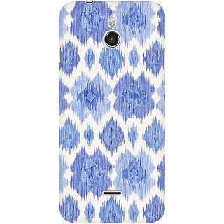 RAYITE Abstract Haze Premium Printed Mobile Back Case Cover For InFocus M2