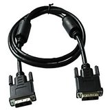 1.5 Meter Male To Male DVI TO DVI 18 +1 CABLE 1.5 MTR