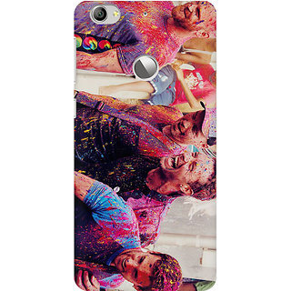 RAYITE Coldplay Premium Printed Mobile Back Case Cover For LeEco Le 1s