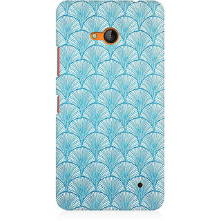 RAYITE Vintage Pattern Premium Printed Mobile Back Case Cover For Nokia Lumia 640