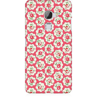 RAYITE Rose Flower Pattern Premium Printed Mobile Back Case Cover For LeEco Le Max