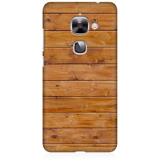 RAYITE Rose Wood Pattern Premium Printed Mobile Back Case Cover For LeEco Le 2