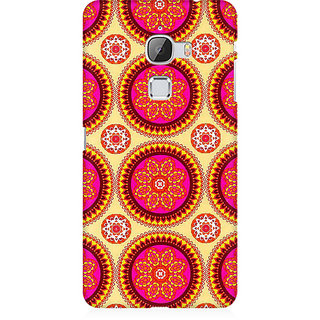 RAYITE Mandala Pattern Premium Printed Mobile Back Case Cover For LeEco Le Max