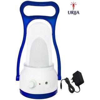 Urjja 12 w rechargeable emergency light model-moon light blue4v  1.5