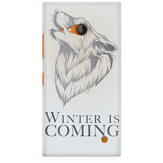 RAYITE Game Of Thrones Premium Printed Mobile Back Case Cover For Nokia Lumia 730