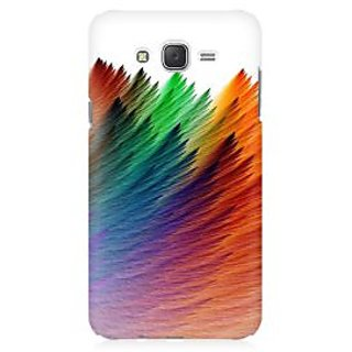 RAYITE Colourful Premium Printed Mobile Back Case Cover For Samsung J1 2016 Version
