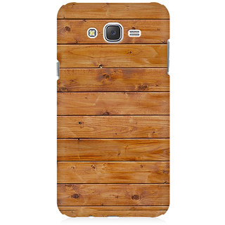 RAYITE Rose Wood Pattern Premium Printed Mobile Back Case Cover For Samsung J1 2016 Version
