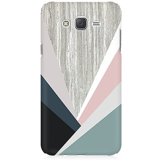 RAYITE Wood Art Premium Printed Mobile Back Case Cover For Samsung J1 2016 Version
