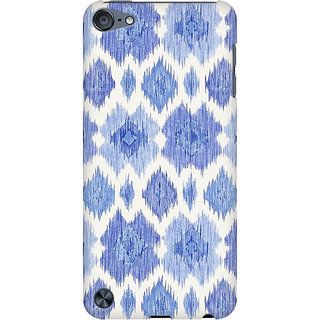 RAYITE Abstract Haze Preum Printed Mobile Back Case Cover For  IPod Touch 5