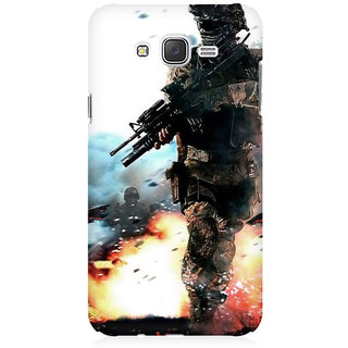 RAYITE Games Premium Printed Mobile Back Case Cover For Samsung J3