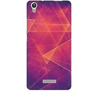 RAYITE Retro Art Premium Printed Mobile Back Case Cover For Lava Pixel V1