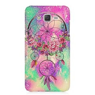 RAYITE Dream Catcher Premium Printed Mobile Back Case Cover For Samsung J2