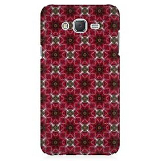RAYITE Starry Pattern Premium Printed Mobile Back Case Cover For Samsung J1 Ace