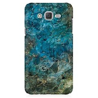 RAYITE Galaxy Marble Premium Printed Mobile Back Case Cover For Samsung J5