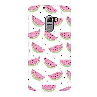 RAYITE Watermelon Premium Printed Mobile Back Case Cover For Lenovo A7010