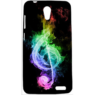 new style 38e1b fa10f FCS UV Printed Soft Silicon Back Cover For Micromax Vdeo 2 Q4101 With Card  Reader