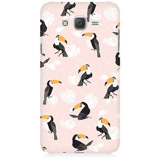 RAYITE Kingfisher Premium Printed Mobile Back Case Cover For Samsung J2