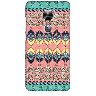 RAYITE Beautiful Aztec  Premium Printed Mobile Back Case Cover For LeEco Le 2
