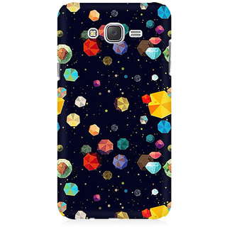RAYITE 3D Balloon Pattern Premium Printed Mobile Back Case Cover For Samsung J1 2016 Version