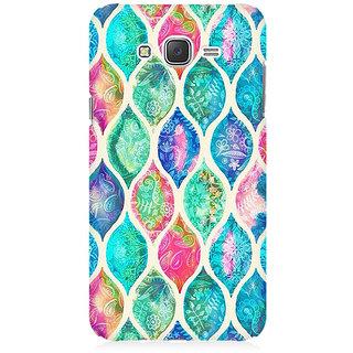 RAYITE Colourful Mandala  Premium Printed Mobile Back Case Cover For Samsung J5 2016 Version