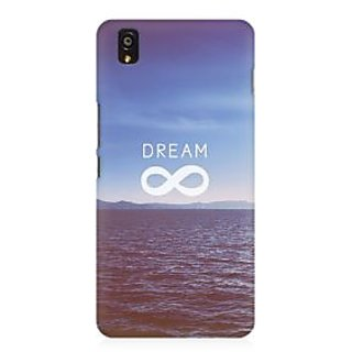 RAYITE Dream Premium Printed Mobile Back Case Cover For OnePlus X